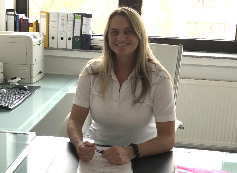 Frau Born CMC-Physiotherapie - Über uns