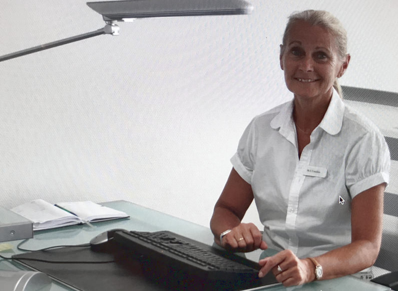 Frau Corzilius CMC-Physiotherapie - Über uns